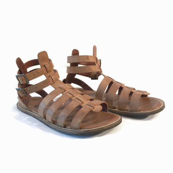 460cd4fed ASOS Shoes | Mens Leather Sandals | Poshmark